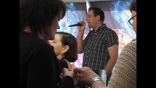 Katujen kuningatar karaoke Silja Europe 6.4.2013