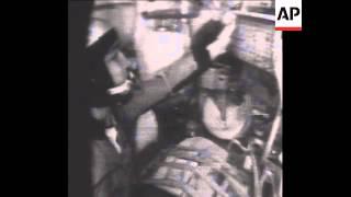 Pjotr Klimuk und Valentin Lebedew an Bord von Sojus 13 (1973)