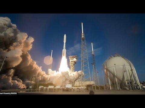 NASA Mars 2020 Rover Perseverance Launch Video : Full Details in 4k Science Loop