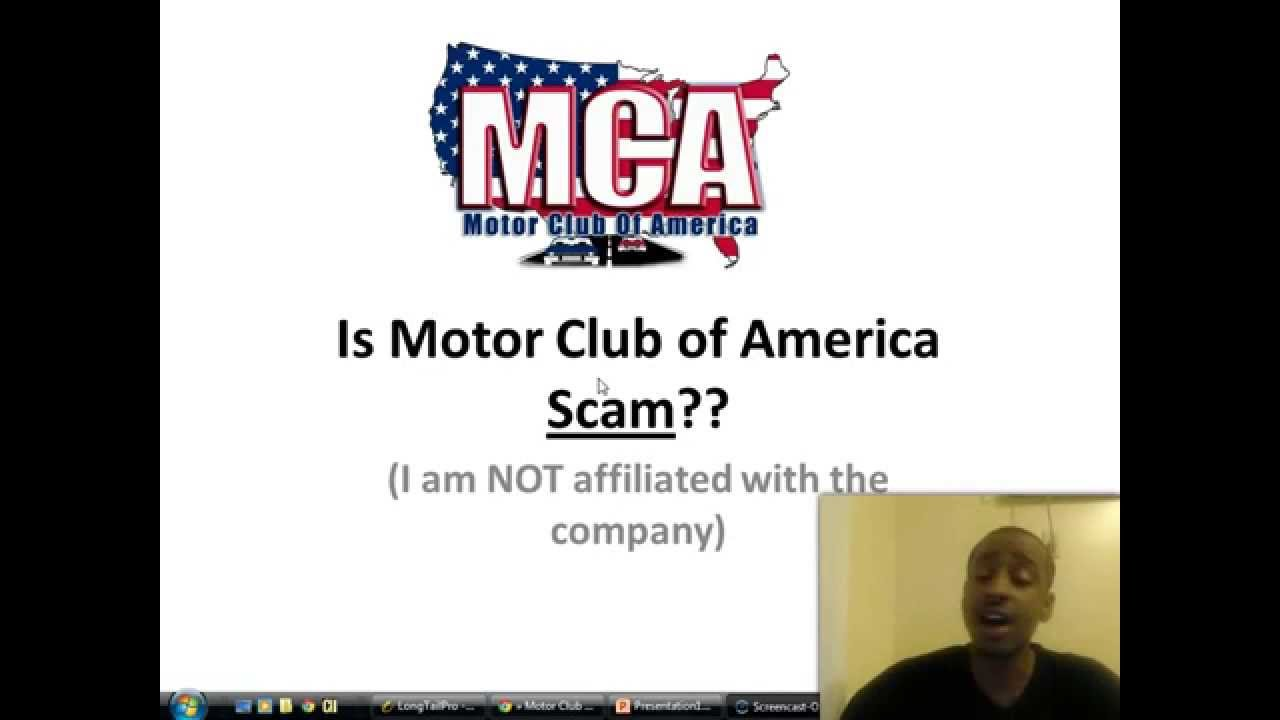 mca motor club of america scam i won 39 t bs you youtube