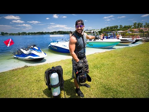 How To Be A YouTube TREASURE Hunter!! (truck+ski whats inside?) VR180  | Jiggin' With Jordan