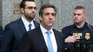Michael Cohen will probably be charged with a crime: Alan Dershowitz
