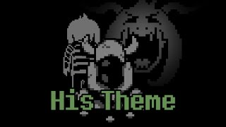 "Undertale - All songs with the ""His Theme"" melody/leitmotif"