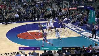 3rd Quarter, One Box Video: Charlotte Hornets vs. Phoenix Suns