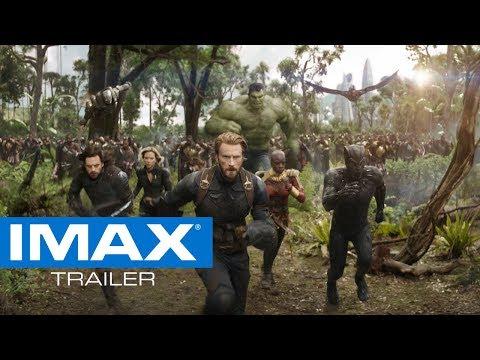 Avengers: Infinity War IMAX® Trailer