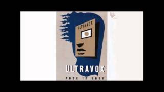 Ultravox The Stranger Within cover