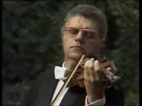 Josef Suk; Bach Partita in D minor