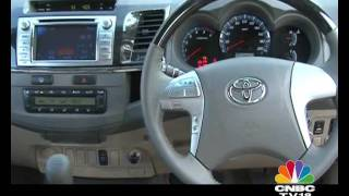 2012 Toyota Innova & Fortuner first drive