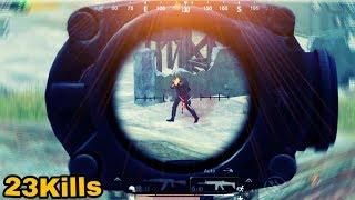 SCAR-L IS OP | PUBG Mobile 23 Kills Gameplay