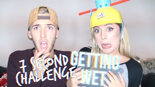 WET 7 SECOND CHALLENGE FEAT. PATRICK QUIRKY