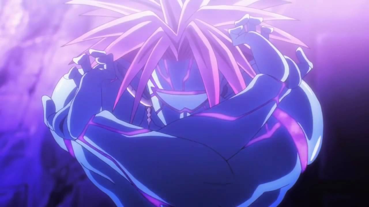 Saitama vs. Boros - Transformation Scene / One Punch Man ...