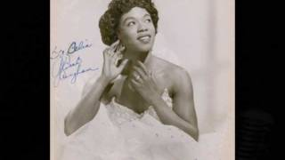 Watch Sarah Vaughan Im Gonna Sit Right Down And Write Myself A Letter video