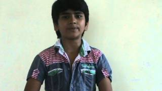 chirag sharma  as pranay did karam apna apna on star plus as gouri son