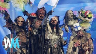 Top 10 WTF Eurovision Songs