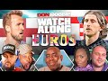 England vs Croatia | Euro 2020 Watch Along LIVE Ft Expressions, DT, Nicky & Pippa