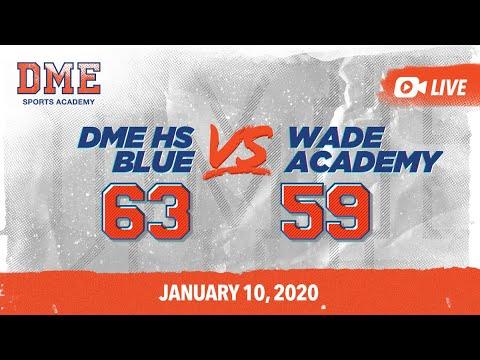 DME HS Blue vs Wade Christian