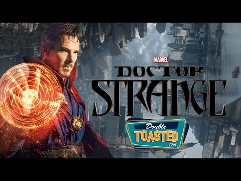 DOCTOR STRANGE MOVIE REVIEW - Double Toasted Review