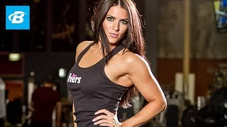 Amanda Latona's Shoulder Workout - Bodybuilding.co