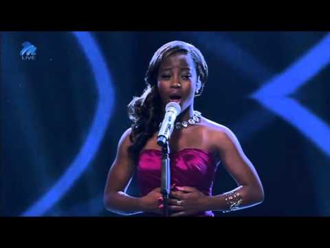 Top 9 Performance: Dineo sings Beyonce