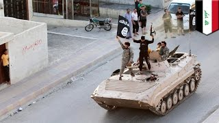 Islamic State struggling? US-led air strikes take out several of group's top leaders in Iraq