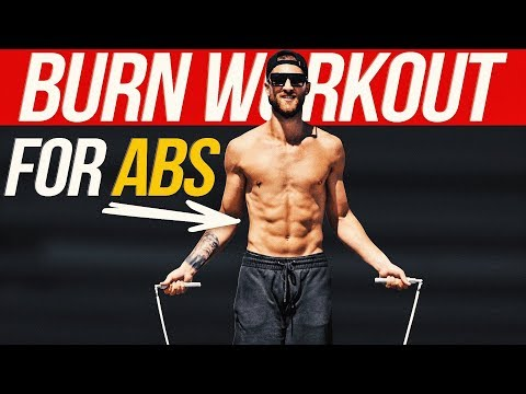 Rope Jumping Workout For Abs