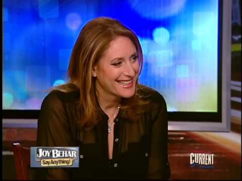 Say Anything! Guest host Judy Gold sitting in for Joy Behar