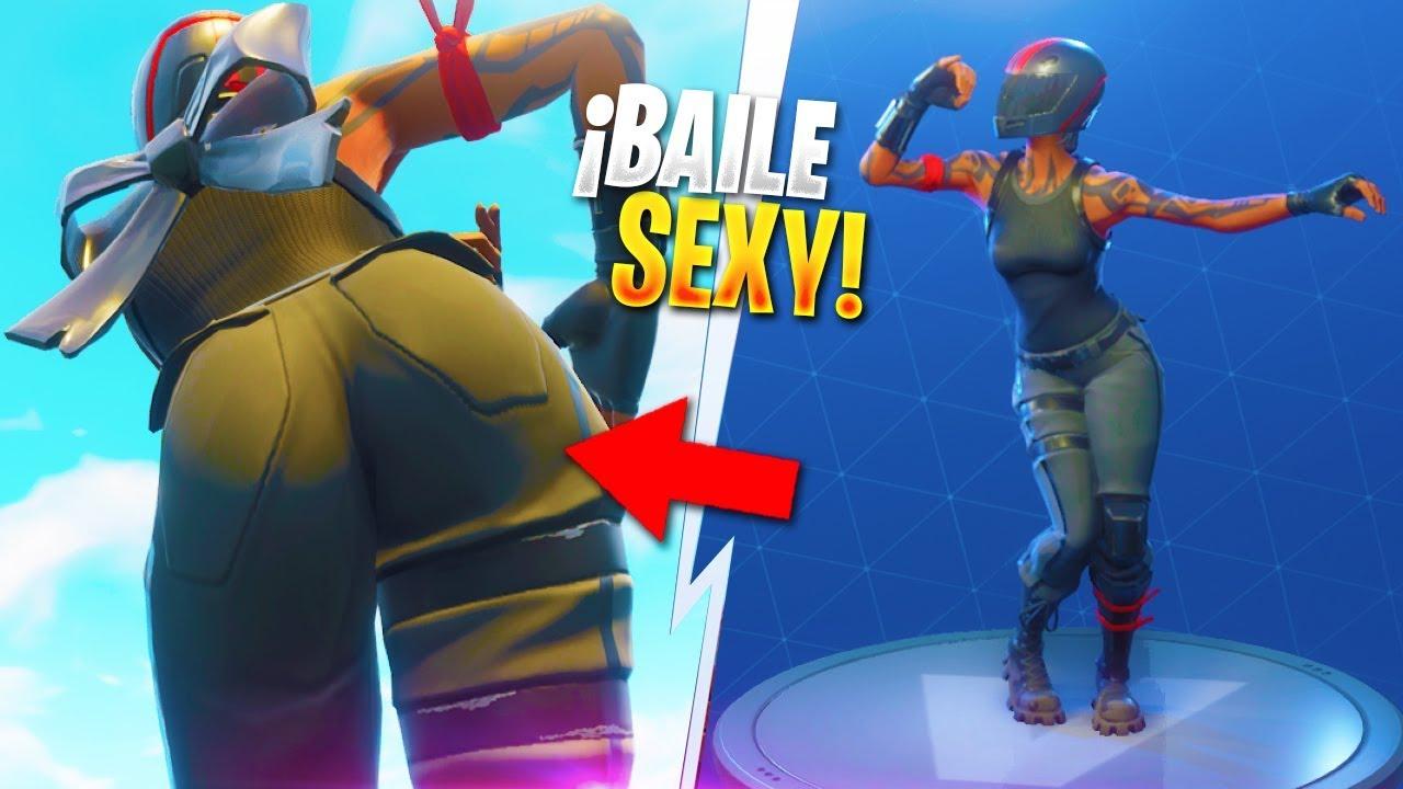 Sexy baile de chica - 2 part 5