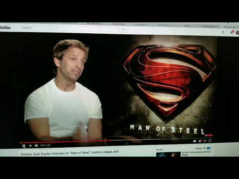 Zack Snyder Talking About How Christopher Nolan Helped Him with Man of Steel Speaks Volumes