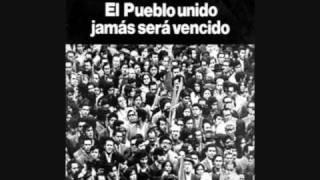 Vientos del Pueblo de Victor Jara