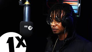 Rygin King freestyles for Seani B on 1Xtra