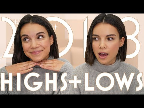 MY HIGHS & LOWS OF 2018 | Ingrid Nilsen