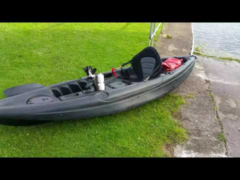 Bluefin Swift Single Sit On Top Kayak Review.