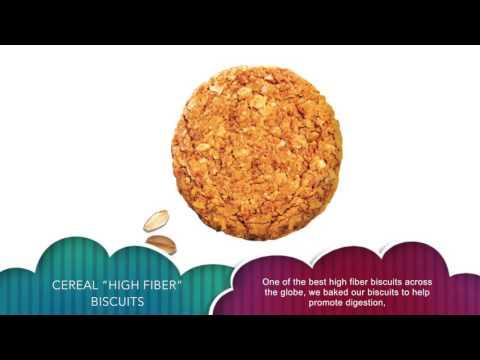 High fiber biscuits manufacturer - Italian cereals diet cookies distributors