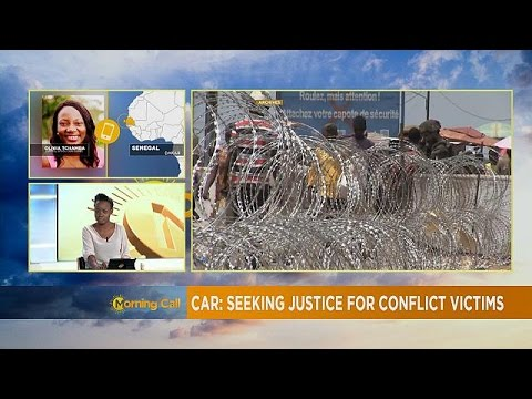 Seeking justice for conflict victims in Central African Republic [The Morning Call]