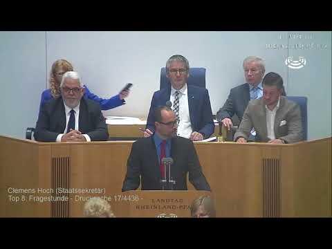 43. Landtagssitzung Rheinland-Pfalz vom 26.10.2017 komplett
