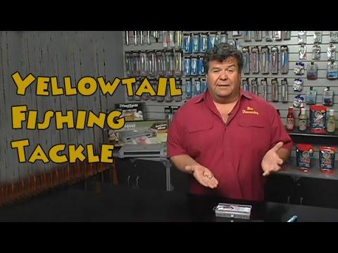 Dan On Fishing Tackle For Yellowtail Fishing | SPORT FISHING