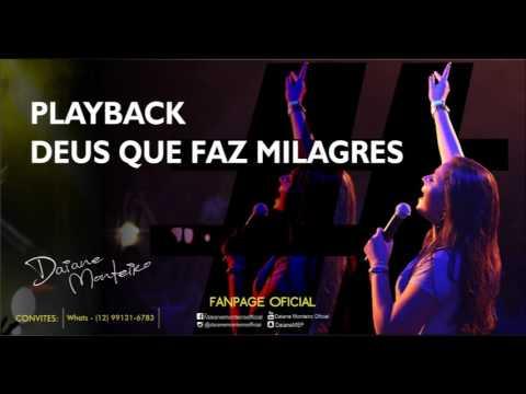 playback damares o deus que faz milagres
