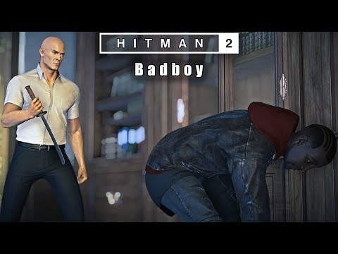 HITMAN 2 - The Badboy, Silent Assassin Suit Only  