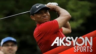 Panalo ni Tiger Woods