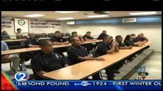 Maui Police Department celebrates one of a kind accomplishm
