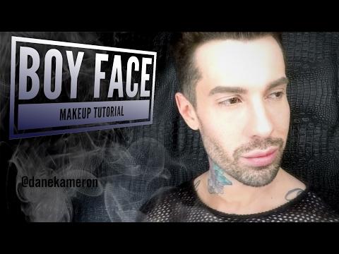 Boy Face Makeup Tutorial
