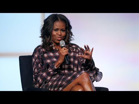 Michelle Obama on Twitter: 'You don't just say what's on your mind'
