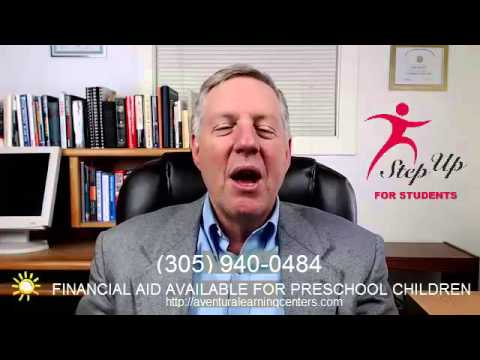 Aventura Learning Centers Financial Aid Program - Miami - Sunny Isles