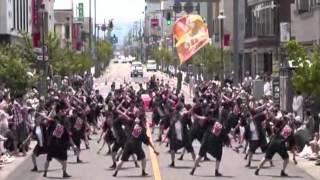 2011年よさこい津軽.