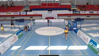 Balkan U17 Badminton Championships - Novi Sad 2019 Team Event - FINAL and Individual Event PART 1