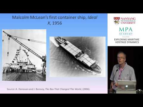 Conference: Exploring Maritime Heritage Dynamics - Malcolm Tull
