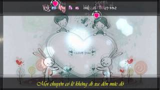 [Vietsub+Kara] Just Give Me A Reason - Tsam Sui.ft.Kylee