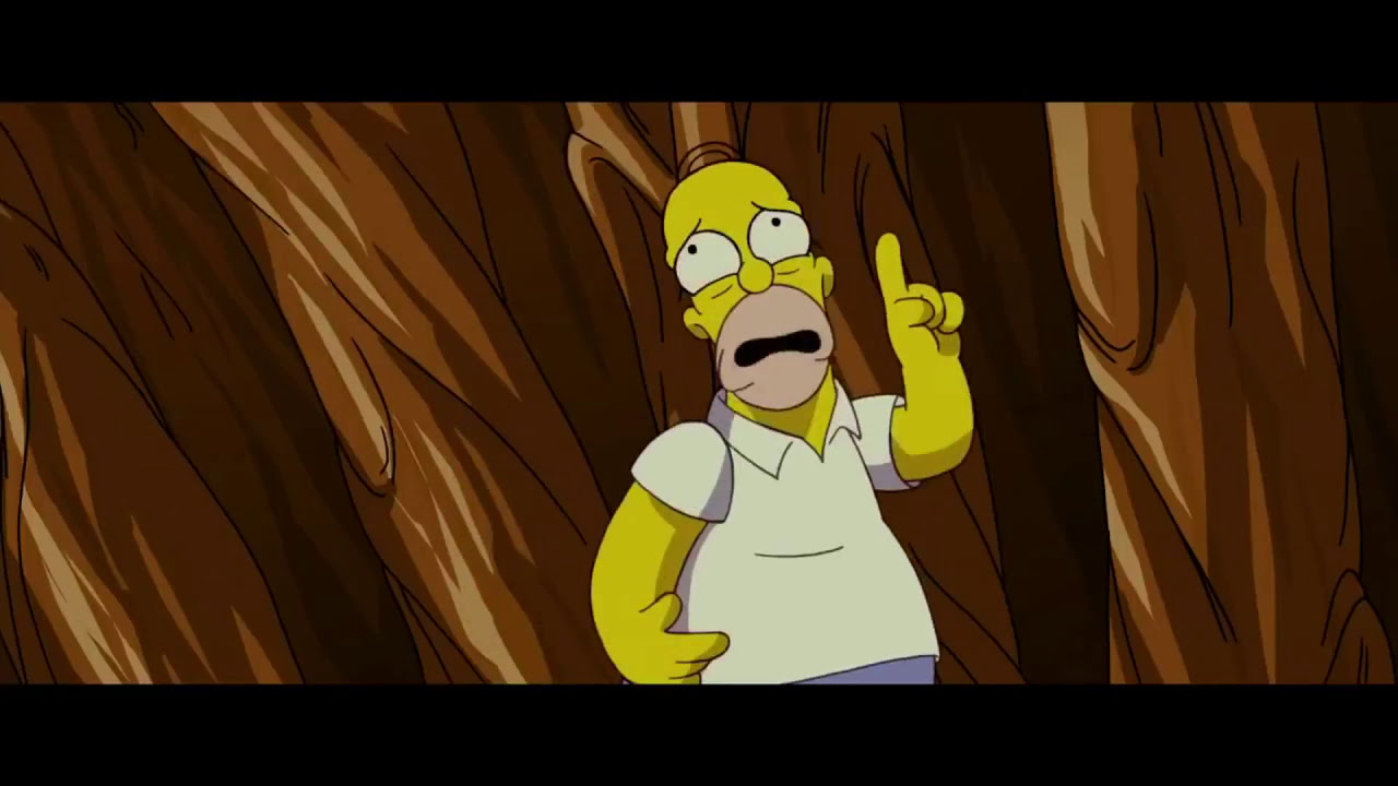 Homer S Bad Epiphany Youtube
