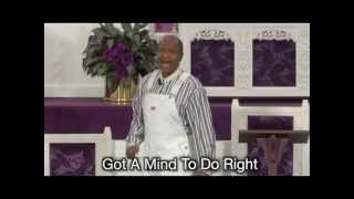 GOT A MIND TO DO RIGHT (OLD TIME CAMP VOLUME 6) TIMOTHY FLEMMING, SR.