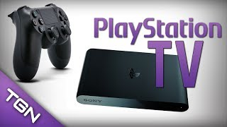 PlayStation TV : The Future of Gaming & Software Distribution